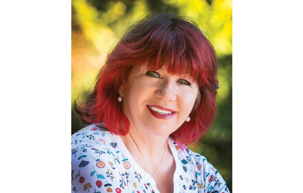 Author Milly Johnson
