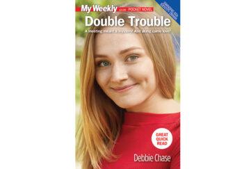 Double Trouble pocket novel cover