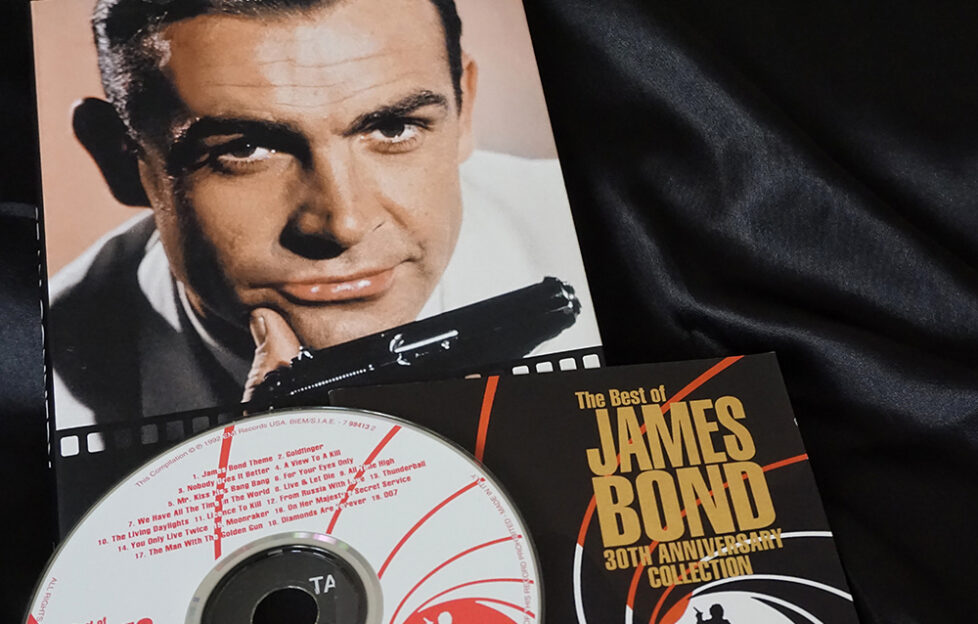 Sean Connery as Bond Pic: Shutterstock