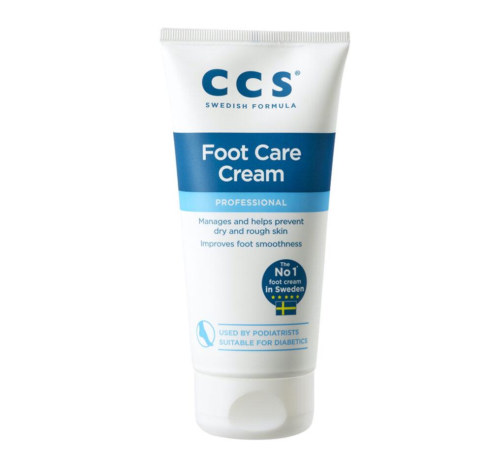 CCS Foot Care Cream