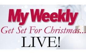 Get Set For Christmas Live logo
