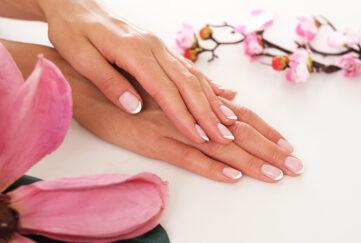 Lovely hands Pic: Shutterstock