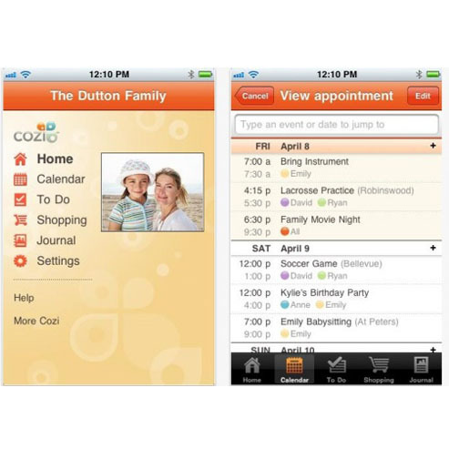 Featured Image for Cozi Family Organizer