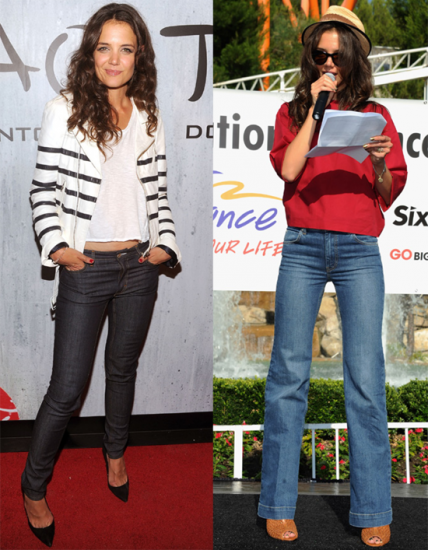 Featured Image for The Perfect Fit Jeans – Katie Holmes