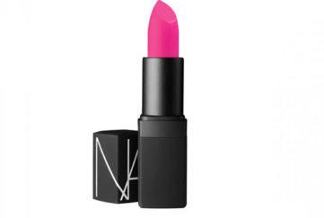 Nars Semi Matte Lipstick in Schiap