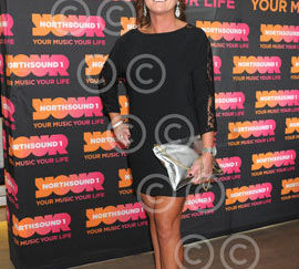 Guest at Northsound's Little Black Dress event.
