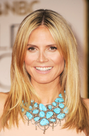 Featured Image for The Statement Necklace  – Heidi Klum