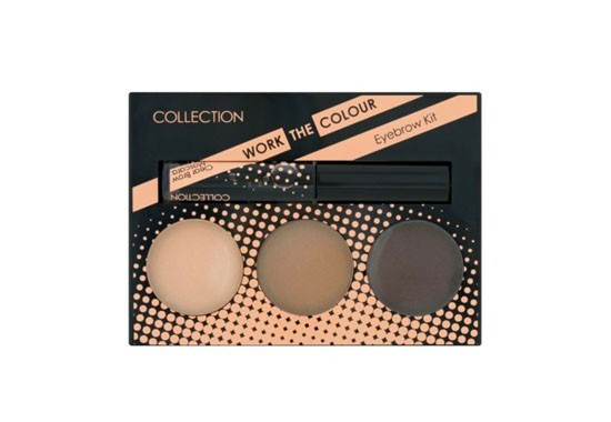 Collection Work the Colour Eyebrow Kit