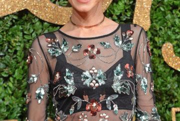 Cheryl Fernandez-Versini at British Fashion Awards