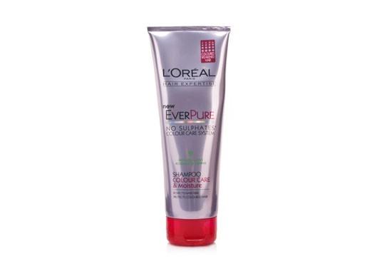 L'Oreal Hair Expertise EverPure Colour Care Moisture Shampoo