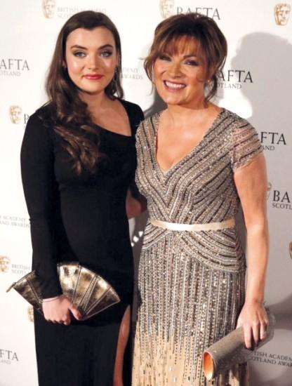 Lorraine Kelly BAFTA Scotland