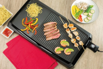 Andrew James Electric Teppanyaki Table Top Grill