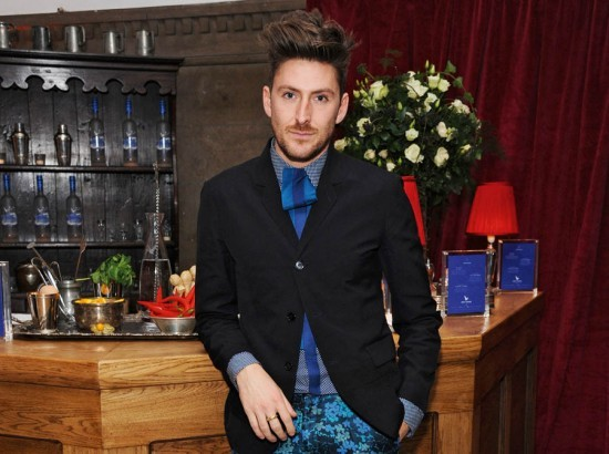 Henry Holland attends the British Fashion Awards Nominees' Dinner