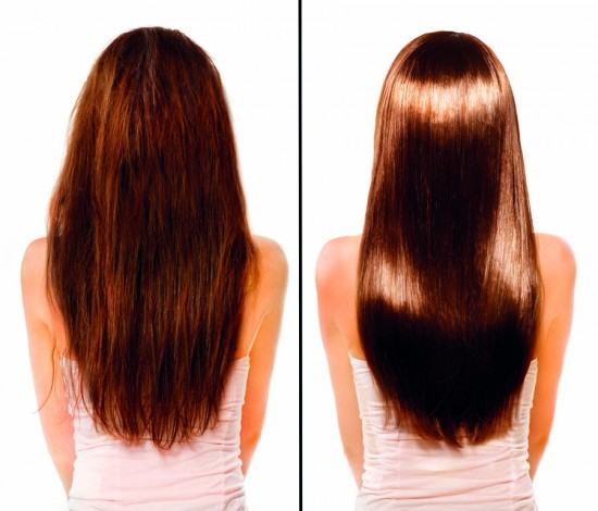 salon hairstyles straight