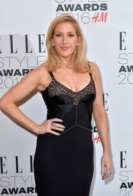 LONDON, ENGLAND - FEBRUARY 23: Ellie Goulding attends The Elle Style Awards 2016 on February 23, 2016 in London, England. (Photo by Anthony Harvey/Getty Images)