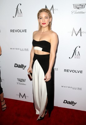 """WEST HOLLYWOOD, CA - MARCH 20: Actress Kate Hudson attends the Daily Front Row """"Fashion Los Angeles Awards"""" at Sunset Tower Hotel on March 20, 2016 in West Hollywood, California. (Photo by Frederick M. Brown/Getty Images)"""