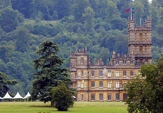 Featured Image for Photo taken 05 July 2003 shows Highclere