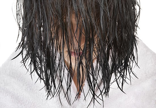 Featured Image for Wet hair