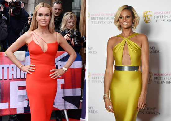 10 years of Britain's Got Talent: Amanda Holden Alesha Dixon reveal best moments