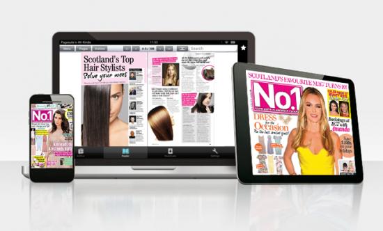 No1 magazine digital editions