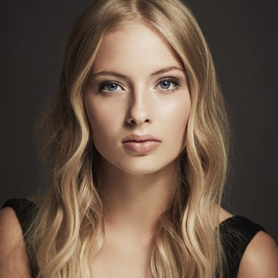 Portrait of an attractive and confident young woman