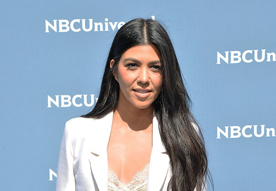 NEW YORK, NY - MAY 16: TV personality Kourtney Kardashian attends the NBCUniversal 2016 Upfront Presentation on May 16, 2016 in New York, New York. (Photo by Slaven Vlasic/Getty Images)