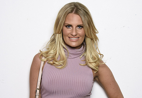 LONDON, ENGLAND - AUGUST 06: Danielle Armstrong attends the Very.co.uk Summertime party at Vinyl Factory @ Phonica Records on August 6, 2015 in London, England. (Photo by Ben A. Pruchnie/Getty Images)