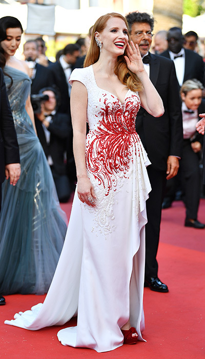 Featured Image for Closing Ceremony Red Carpet Arrivals – The 70th Annual Cannes Film Festival