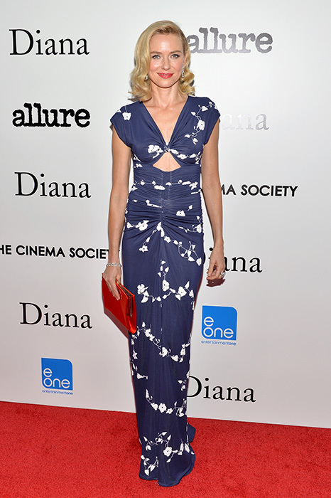 "Featured Image for The Cinema Society With Linda Wells And Allure Magazine Host The Premiere Of Entertainment One's ""Diana"" – Arrivals"