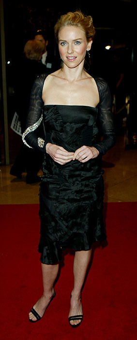 Featured Image for Actress Naomi Watts attends the 2003 Presentation of the 18th Annual American Cinematheque Award