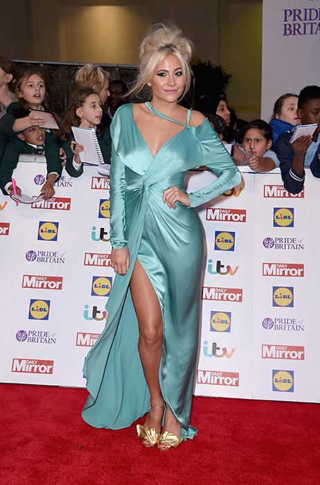 Featured Image for Pride Of Britain Awards – Red Carpet Arrivals