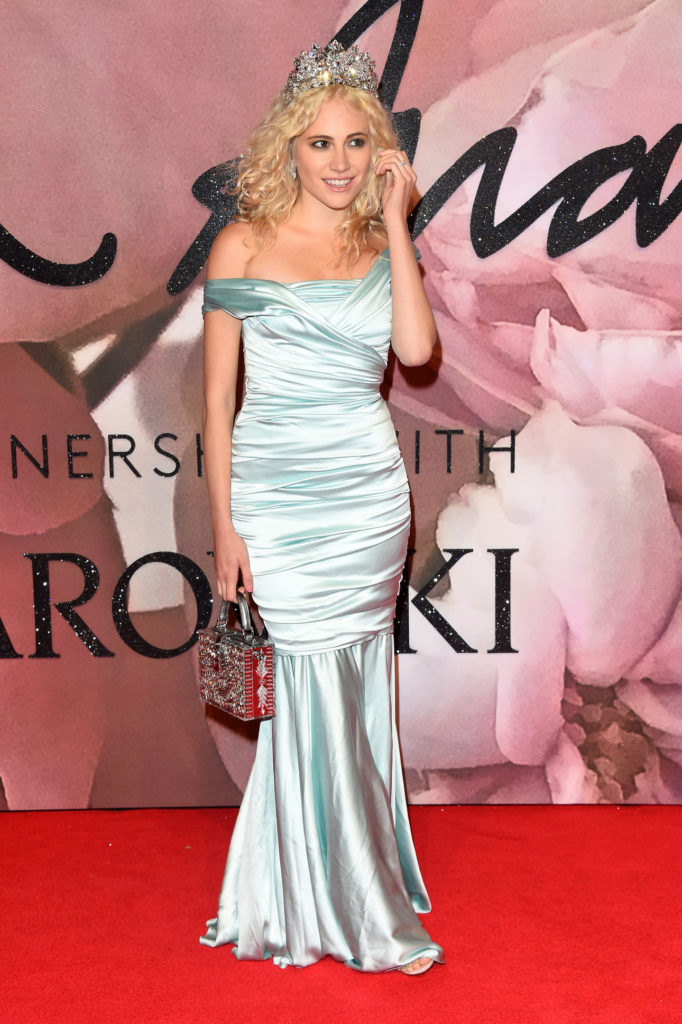 Featured Image for The Fashion Awards 2016 – Red Carpet Arrivals