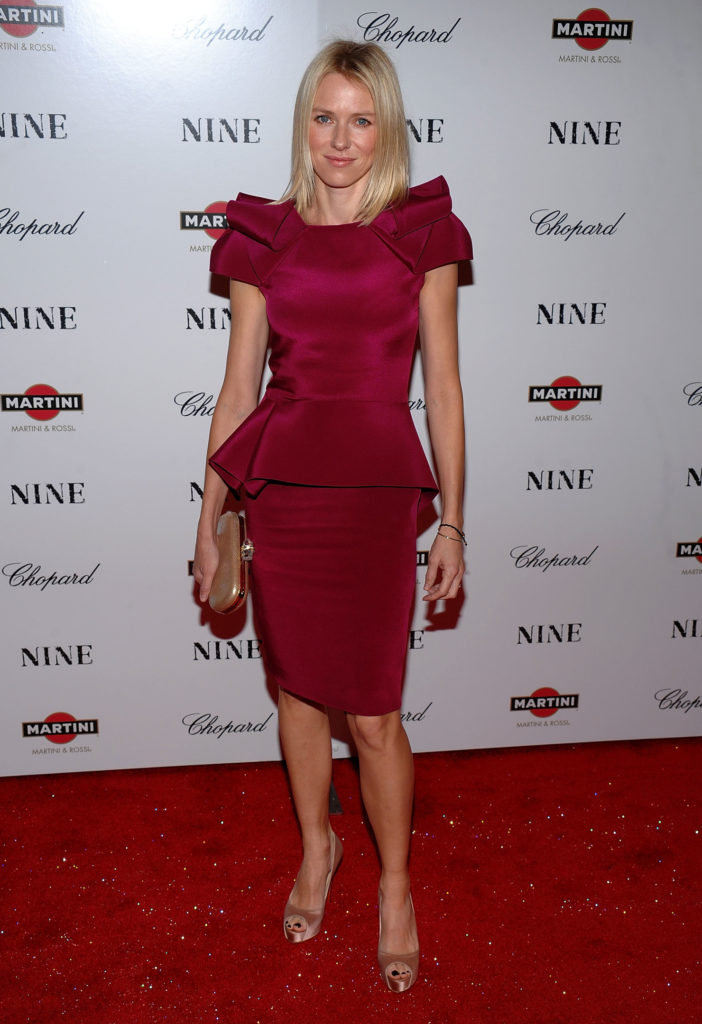 "Featured Image for Chopard Sponsors the New York Premiere of ""NINE"" – Arrivals"