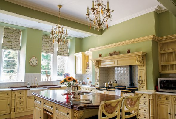 House of Turin kitchen, Image by Eve Conroy