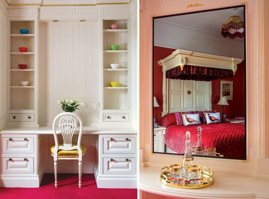 House of Turin bedroom, Image by Eve Conroy