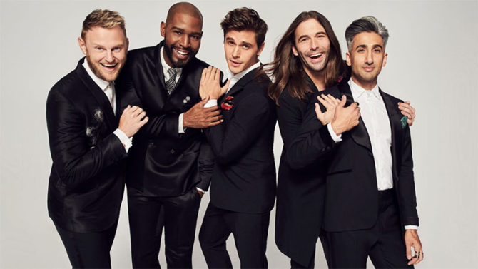 Queer Eye: TV Shows To Binge This Weekend