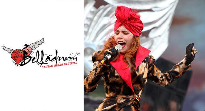 Scottish Music Festivals For Grown Ups - Belladrum Tartan HEart