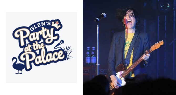 Scottish Music Festivals For Grown Ups - Party at the Palace