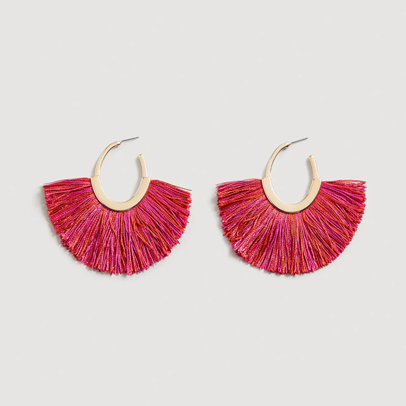 Style Under £20 mango earrings