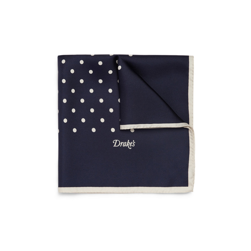 Father's Day Gift Ideas For Your Stylish Dad - Mr Porter Pocket Square