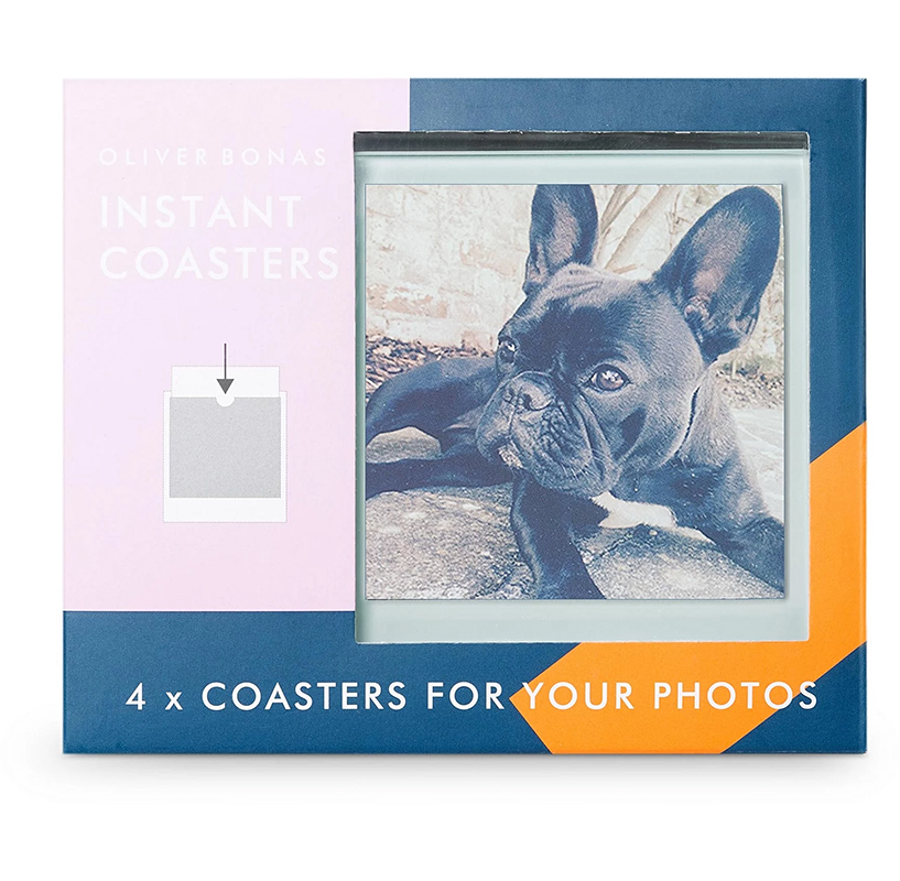 Father's Day Gift Ideas For Your Stylish Dad - Oliver Bonas Instant Coasters