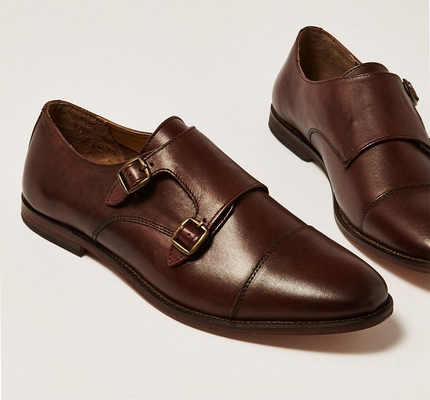 Father's Day Gift Ideas For Your Stylish Dad - Topman Monk Shoes