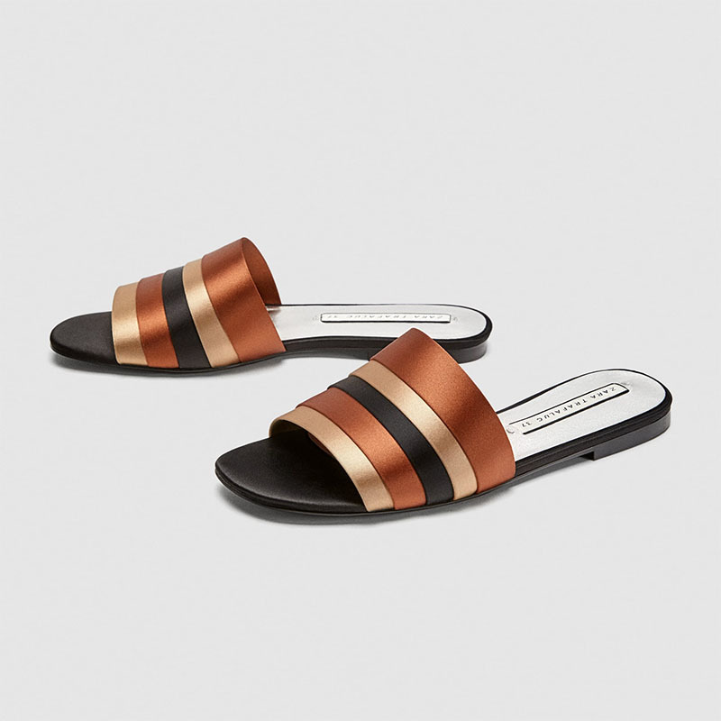 Style Under £20 zara sliders