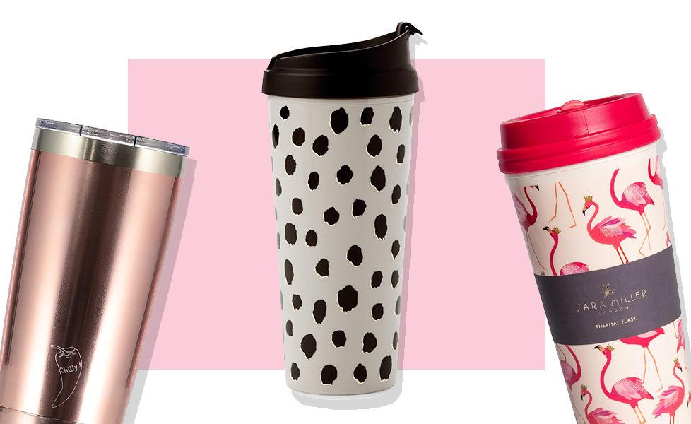 Stylish Travel Mugs