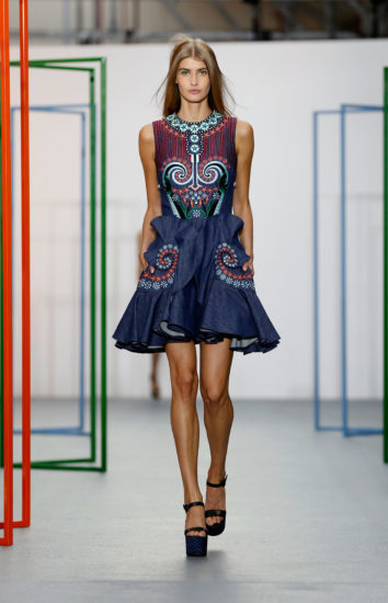 Scottish fashion designers to watch in 2018: Holly Fulton