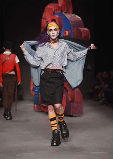 Scottish fashion designers to watch in 2018: Charles Jeffrey
