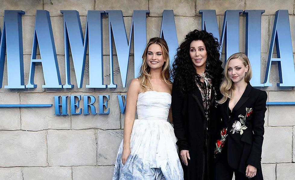 Mamma Mia! Here We Go Again Premiere
