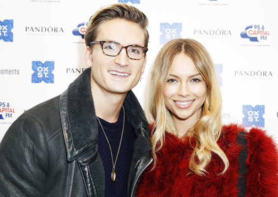 Emma Louise Connolly engaged