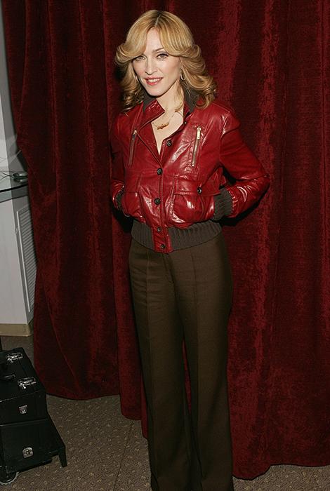 Madonna Style Evolution