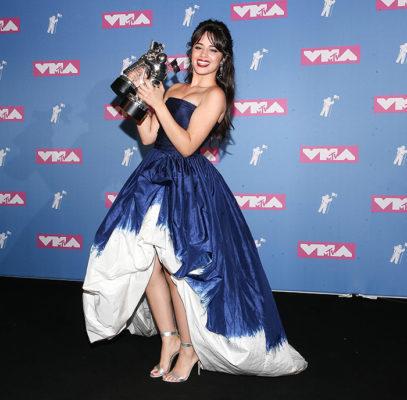 Camila Cabello VMA awards